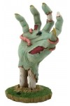 Zombie Hand Rising from the Grave Statue