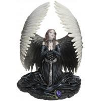 Prayer for the Fallen Angel Statue