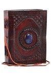 Gods Eye 7 Inch Leather Journal