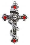 Infinitas Eternal Love Cross Necklace
