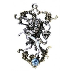 The Last Unicorn Necklace Gothic Plus Gothic Clothing, Jewelry, Goth Shoes & Boots & Home Decor