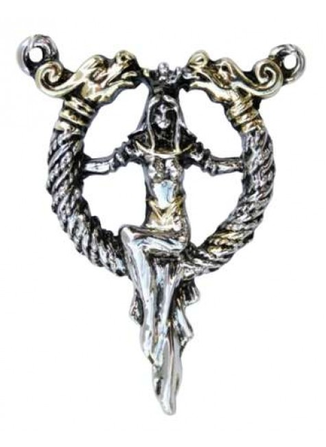 Queen Boudicca Torc Necklace for Protection at Gothic Plus,  Gothic Clothing, Jewelry, Goth Shoes, Boots & Home Decor
