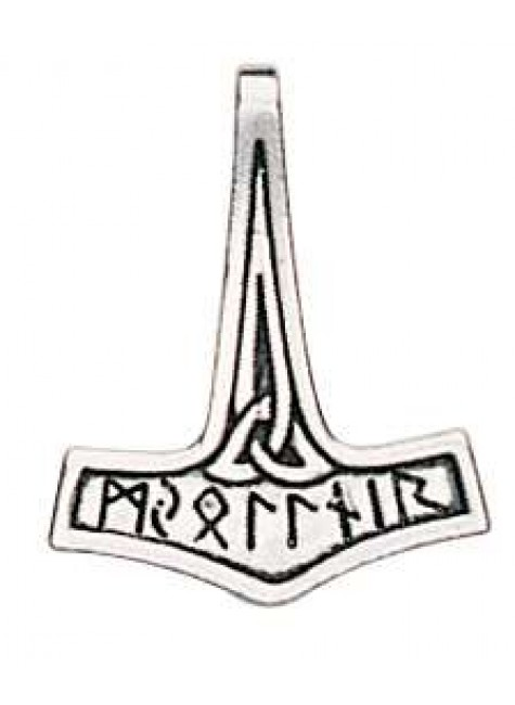 Thors Hammer for Inner Strength at Gothic Plus, Gothic Clothing, Jewelry, Goth Shoes & Boots & Home Decor